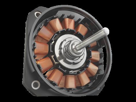 Invertorový motor
