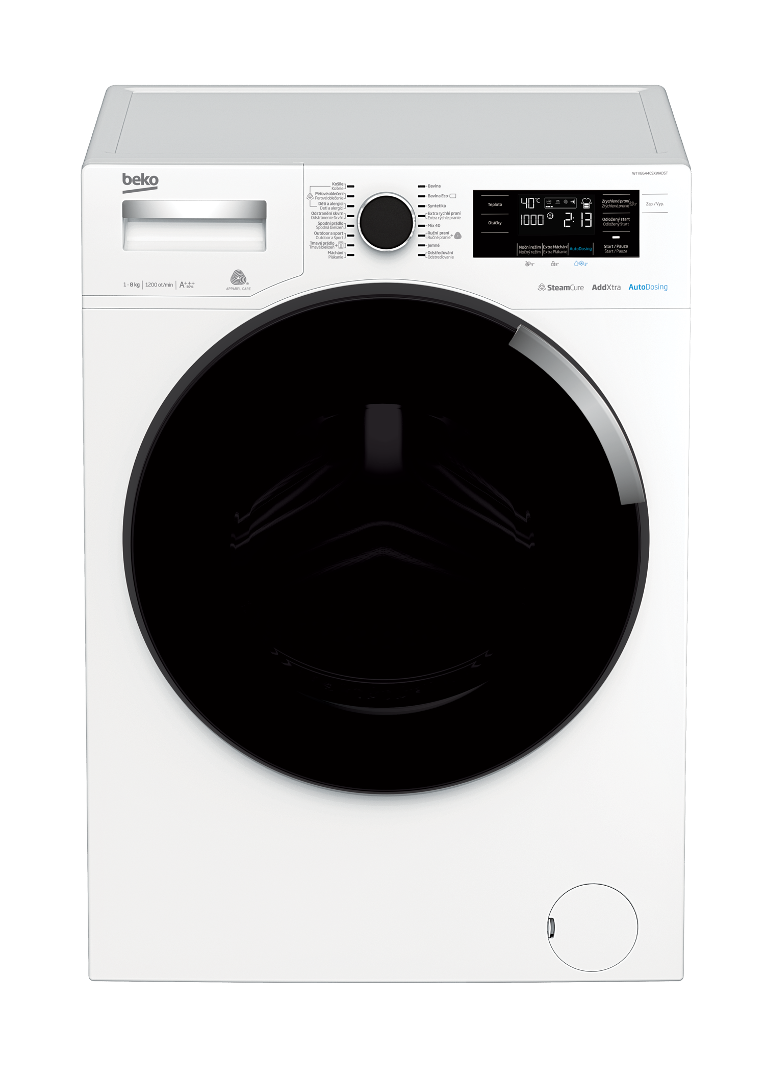 Beko WTV 8644 CS XWADST